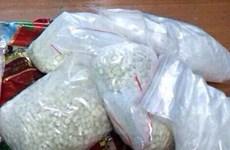 Triệt phá đường dây mua bán ma túy từ Sơn La về Hà Nội