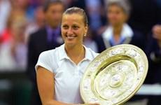 Hạ Bouchard, Kvitova lần thứ 2 lên ngôi tại Wimbledon