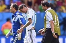 Argentina: 5 phương án thay thế Di Maria ở trận gặp Hà Lan