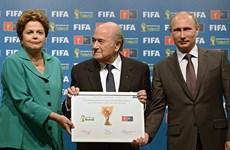 Tổng thống Nga Putin nhận quyền đăng cai World Cup 2018