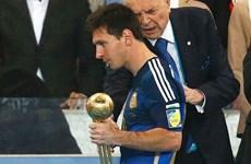 Lionel Messi giành Quả bóng vàng nhờ nhà tài trợ Adidas?