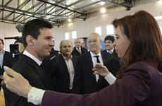 Lionel Messi lên tiếng sau những chỉ trích về Quả bóng Vàng