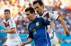 Messi không có mặt trong đội hình tiêu biểu của World Cup