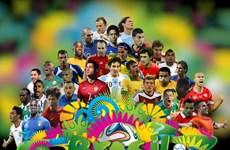 [Infographics] Những con số thống kê về World Cup 2014