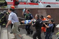 Nga điều tra nguyên nhân gây ra vụ tai nạn tàu điện ngầm