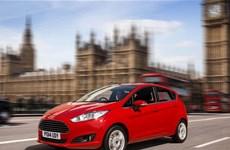 Ford Fiesta là mẫu xe bán chạy nhất mọi thời đại ở Anh