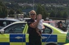 Bé gái 6 tháng tuổi được giải cứu từ chiếc xe để giữa trời nắng