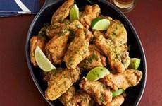 Vòng quanh thế giới với 15 món ăn ngon tuyệt từ cánh gà