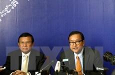 Campuchia: 55 nghị sỹ đảng đối lập tuyên thệ tại Hoàng cung