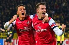 Bốc thăm vòng play-off Champions League: Tâm điểm Arsenal