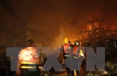 Phóng viên nước ngoài đầu tiên thiệt mạng ở chiến trường Gaza