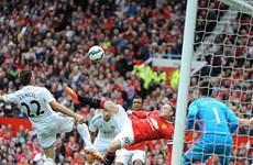 [Video] Rooney lập siêu phẩm, M.U vẫn ôm hận trước Swansea