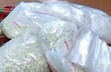Công an Hải Phòng bắt 3 đối tượng, thu giữ 13kg ma túy tổng hợp