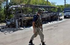 Ukraine tố phe ly khai sát hại dân thường bằng vũ khí Nga cung cấp