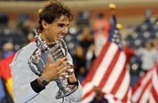 Rafael Nadal ngậm ngùi thông báo rút khỏi giải US Open 2014