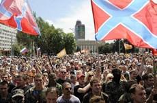 CHND Donetsk tự xưng công bố án tử hình tội phạm nghiêm trọng