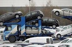 Anh: Sản lượng xuất khẩu xe hơi vượt ngưỡng 5 triệu chiếc