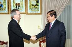 Campuchia và Mỹ tái khởi động cơ chế đối thoại song phương