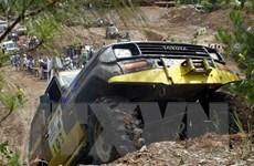 20 đội dự giải đua ôtô địa hình Năm Du lịch Quốc gia 2014