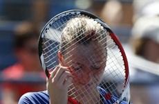 """US Open 2014: Các ứng cử viên """"ngôi hậu"""" đua nhau gục ngã"""