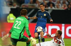 Argentina đè bẹp Đức trong trận tái đấu sau chung kết World Cup