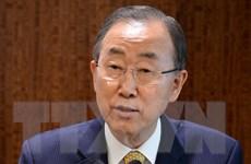 Tổng thư ký Liên hợp quốc hoan nghênh thỏa thuận ở Ukraine