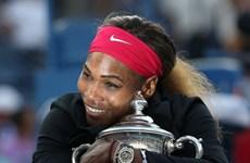 Hạ Wozniacki, Serena Williams lần thứ 6 lên ngôi US Open