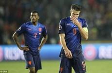Vòng loại EURO 2016 ngày 10/9: Hà Lan lại nhận thêm cú sốc