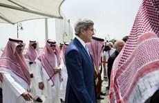Mỹ và các nước Arab thảo luận về liên minh chống phần tử IS