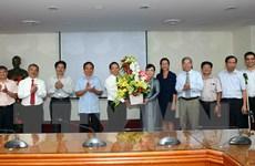 Bộ Y tế trao Kỷ niệm chương cho các tập thể, cá nhân của TTXVN