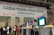 """[Video] Triển lãm """"Tầm nhìn di động toàn cầu 2014"""" tại Hàn Quốc"""