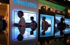 Tập đoàn điện tử Philips công bố kế hoạch chia tách công ty