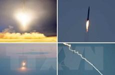Báo Hàn Quốc: Triều Tiên đã phát triển tên lửa phóng từ tàu ngầm