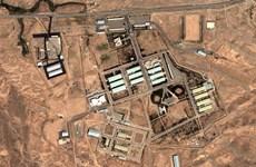 Israel tố Iran sử dụng Parchin thử nghiệm công nghệ nổ hạt nhân