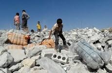 Mỹ và đồng minh cam kết tăng viện trợ cho phe đối lập Syria