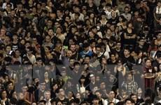 Chính quyền Hong Kong hoãn đàm phán với sinh viên ủng hộ dân chủ