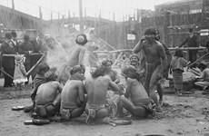 """Bộ lạc săn đầu người ở Philippines bị đem tới Mỹ """"triển lãm"""""""