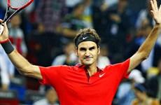 Roger Federer khiến Djokovic ôm hận tại Thượng Hải Masters