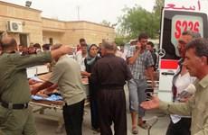 IS thừa nhận tiến hành loạt đánh bom ở Iraq gây thương vong lớn