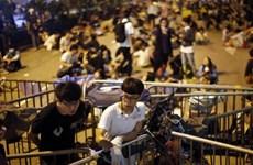 Xung đột ở Mong Kok khiến tình hình Hong Kong thêm bế tắc