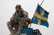 Thụy Điển truy tìm tàu ngầm nước ngoài gần thủ đô Stockholm