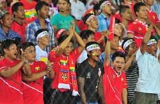 Myanmar nhận án phạt nặng sau chiến tích giành vé dự World Cup