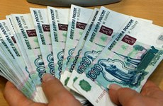 Nga, Triều Tiên bắt đầu thanh toán liên ngân hàng bằng đồng ruble