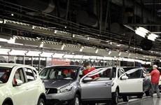 Sản lượng xe hơi của Anh đạt mức cao kỷ lục trong 6 năm