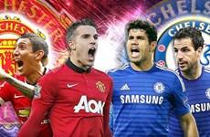 "Lịch trực tiếp 26/10: ""Đại chiến"" Manchester United - Chelsea"