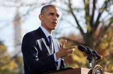 Tổng thống Mỹ Obama lạc quan về nỗ lực đẩy lùi dịch Ebola