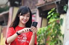 Tỷ lệ vào Internet chiếm 70% tần suất sử dụng điện thoại di động