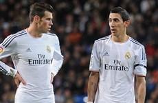 Real Madrid tính gây sốc trong thương vụ Angel di Maria?