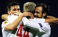 Đã xác định được 4 đội giành vé vào vòng 1/16 Europa League