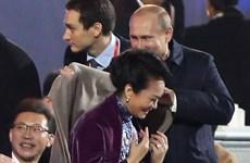 Trung Quốc kiểm duyệt tin ông Putin khoác áo cho bà Tập Cận Bình